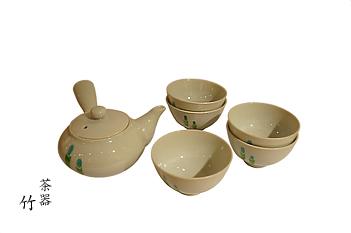 茶器(竹)