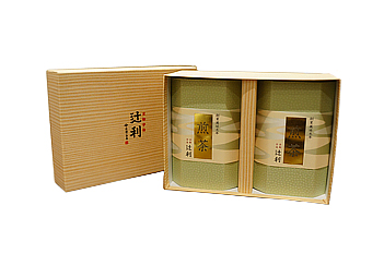 辻利ギフト(煎茶・煎茶)