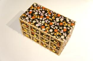 かほり屋 十二種セット桐箱(黒)