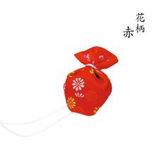 にほひ袋 うつりか花柄 赤