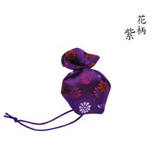 にほひ袋 うつりか花柄 紫