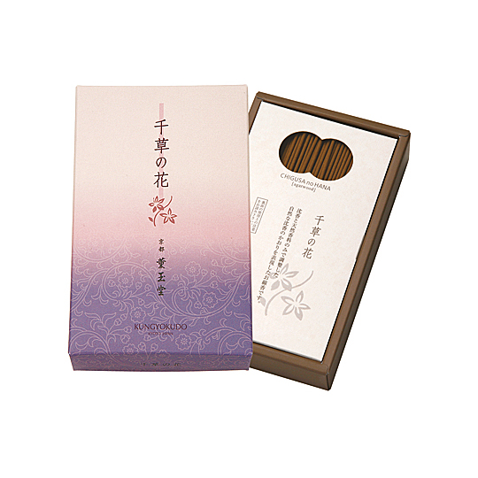 線香 千草の花(バラ詰)