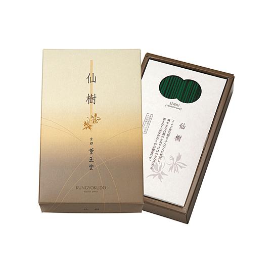 線香 仙樹(バラ詰)