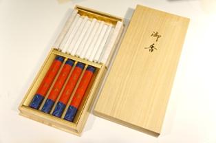 古代香(棒型3匁10本)